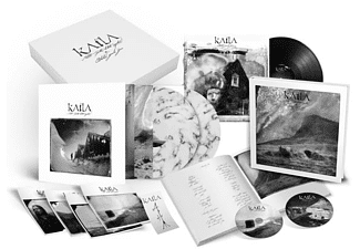 Katla - Allt betta Helvitis Myrkur (2CD/2LP/BonusLP/Patch)  - (CD)
