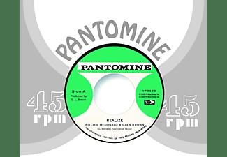 McDonald,Ritchie,Glen Brown,Tommy McCook - REALIZE  - (Vinyl)