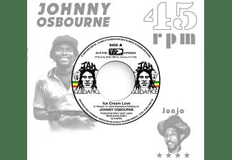 Johnny/roots Radics Osbourne - ICE CREAM LOVE/EXTRA TIME ONE  - (Vinyl)