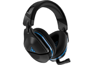 TURTLE BEACH Stealth 600 Gen 2 für PS5 und PS4, Over-ear Gaming Headset Schwarz