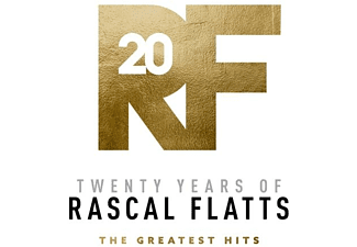 Rascal Flatts - Twenty Years Of Rascal Flatts - The Greatest Hits  - (CD)