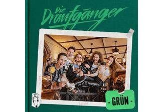 Die Draufgänger - GRÜN  - (CD)