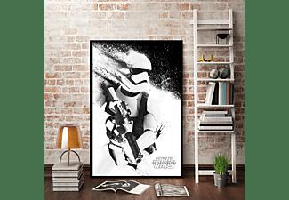 Star Wars: Episode 7 Poster Stormtrooper Paint