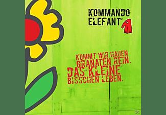 Kommando Elefant - KOMMT WIR HAUEN GRANATEN REIN  - (CD)