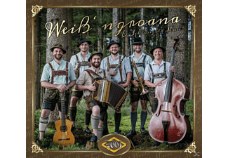 Weiss'ngroana & Schlossgold  Musi - Weiß'ngroana & Schloßgold  Musi 2  - (CD)