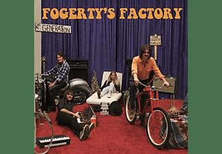 John Fogerty - FOGERTY'S FACTORY  - (Vinyl)