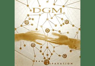DGM - TRAGIC SEPARATION (LIM/GTF/180G/BLACK 2LP)  - (Vinyl)