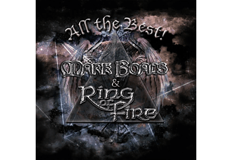 Mark Boals & Ring Of Fire - All The Best  - (CD)