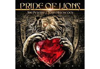Pride Of Lions - Lion Heart  - (CD)