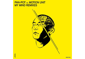 Pan-Pot vs. Motion Unit - MY MIND REMIXES  - (Vinyl)