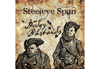 Steeleye Span - Dodgy Bastards  - (CD)
