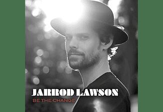 Jarrod Lawson - BE THE CHANGE  - (CD)