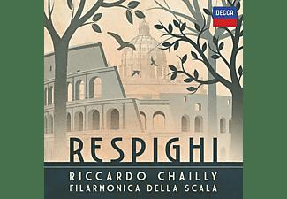 Filarmonica Della Scala - Respighi  - (CD)