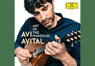 Avi Avital - Art Of The Mandolin [CD]