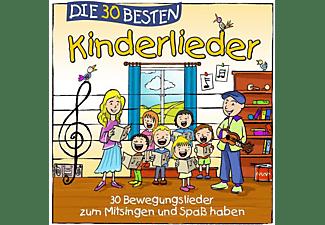 Simone Sommerland, Karsten Glück, Die Kita Frösche - Die 30 Besten Kinderlieder  - (CD)