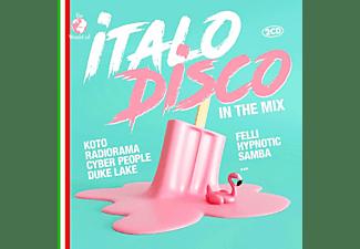 VARIOUS - ITALO DISCO IN THE MIX  - (CD)