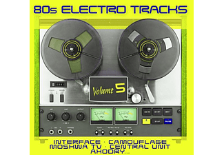 VARIOUS - 80S ELECTRO TRACKS 5  - (CD)