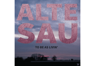 Alte Sau - To Be As Livin' (+Download)  - (Vinyl)