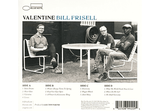Bill Frisell - Valentine  - (CD)