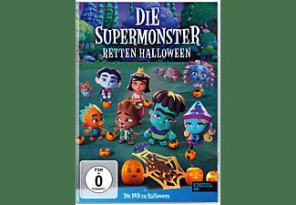 Die Supermonster - Halloween Special DVD