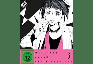 Midnight Occult Civil Servants - Volume 3 DVD