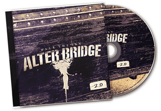 Alter Bridge - WALK THE SKY 2.0-EP  - (CD)