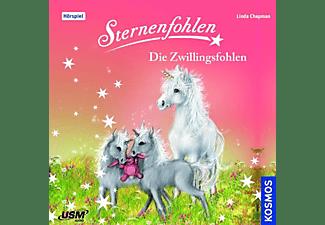 Sternenfohlen - Sternebfohlen 21: Die goldene Flaschenpost  - (CD)