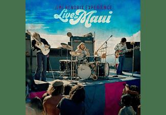 Jimi Hendrix - Live In Maui  - (CD)