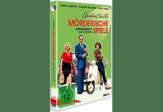 AGATHA CHRISTIE-MÖRDERISCHE SPIELE 6 DVD