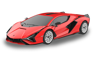 JAMARA Lamborghini Sian 1:24 R/C Spielzeugfahrzeug, Rot