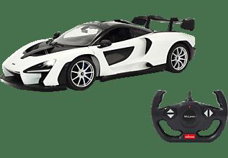 JAMARA Mc Laren Senna 1:14  2.4 GHz R/C Spielzeugfahrzeug, Weiß