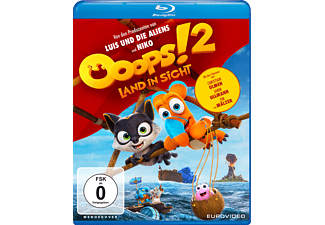 Ooops! 2 - Land in Sicht Blu-ray