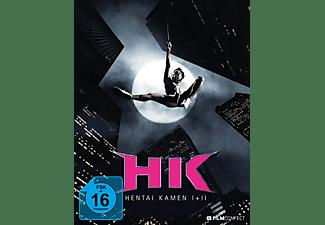 Hentai Kamen – Super Hero – Film 1&2 Blu-ray