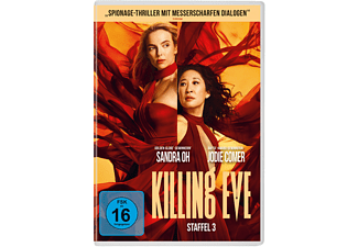 Killing Eve Staffel 3 DVD