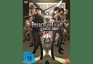 Attack on Titan - Staffel 3 [DVD]
