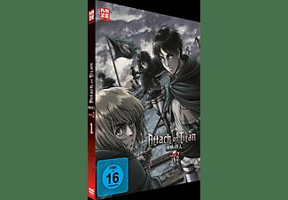 Attack on Titan – 2. Staffel – DVD Box 1 DVD