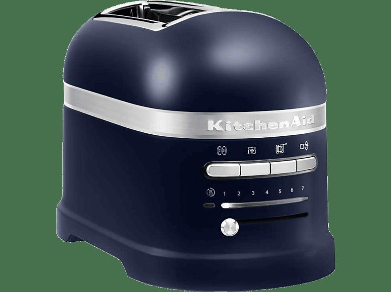 KITCHENAID 5KMT2204EIB Artisan Toaster Ink Blau 1250 Watt, Schlitze 2
