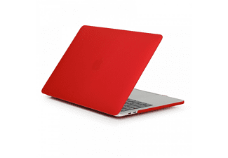 "Funda para portátil - Muvit MUCTB0350, Para Apple MacBook Pro 13"", Rojo"