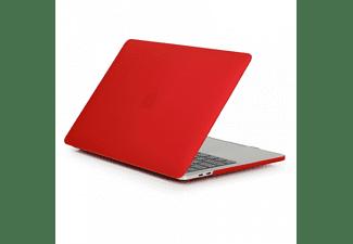 "Funda para portátil - Muvit MUCTB03, Para Apple MacBook Air 13"" con Touch ID, Rojo"