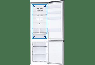 SAMSUNG RL38T602CSA Kühlgefrierkombination (A+++, 180 kWh/Jahr, 2030 mm hoch, Edelstahl Look)