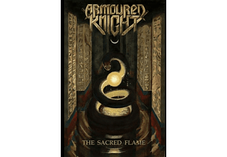 Armoured Knight - The Sacred Blade/Ashes Of Glory  - (Maxi Single CD)