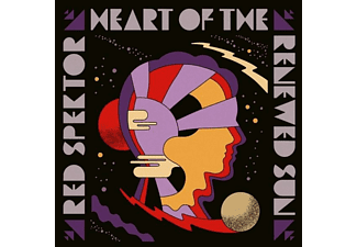 Red Spektor - Heart Of The Renewed Sun (Ltd.Gtf.180g Gold Vinyl)  - (Vinyl)