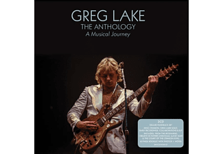 Greg Lake - The Anthology: A Musical Journey  - (CD)