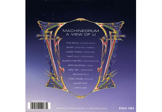 Machinedrum - A View Of U  - (CD)
