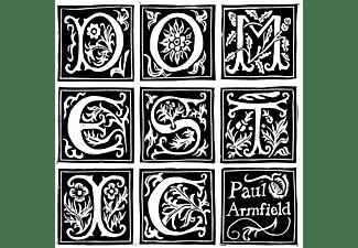 Paul Armfield - DOMESTIC (LIMITED BLACK VINYL)  - (Vinyl)
