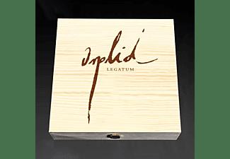 Orplid - LEGATUM (12 LPS HOLZBOX+BUCH+3 KUNSTDRUCKE)  - (Vinyl)