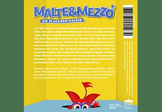Malte & Mezzo - MALTE&MEZZO,MOZART  - (CD)