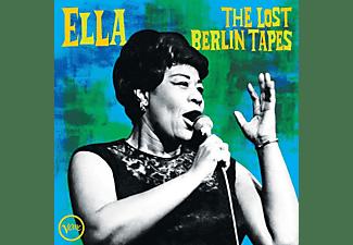 Ella Fitzgerald - THE LOST BERLIN TAPES  - (Vinyl)