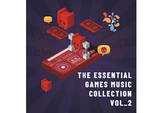 London Music Works - THE ESSENTIAL GAMES MUSIC COLLECTION 2  - (Vinyl)