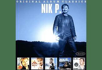 Nik P. - Original Album Classics-Nik P.  - (CD)